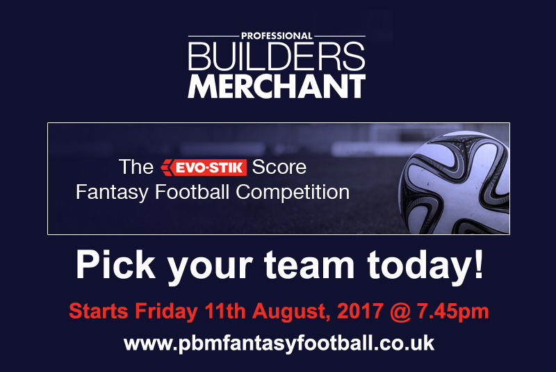 Enter the PBM / Evo-Stik fantasy football league today!