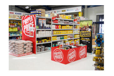 Supermarket sweep – lessons from retail merchandising?