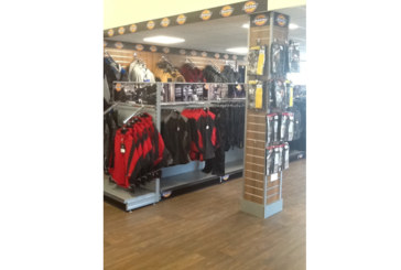 Dickies invests in workwear centres for builders merchants