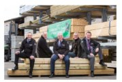 Howarth Timber's York branch joins in anniversary celebrations