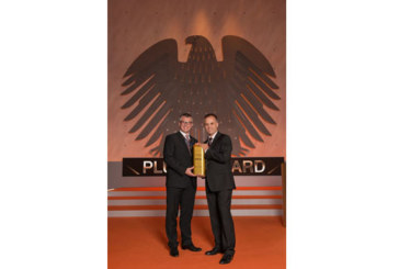 ABUS receives international award