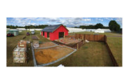 Elliotts builds a house in a week at The New Forest Show