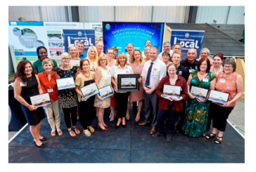Jewson announces 'Building Better Communities' winners