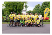 Selco managers get on their bikes to raise £20,000 for charity