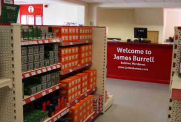 James Burrell selects Polypal for new branch in Sunderland
