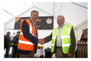 WJ Group officially opens its new Hull timber treatment site