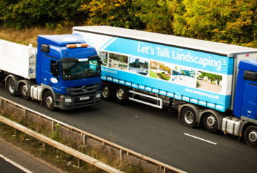 Brett Landscaping invests in new livery