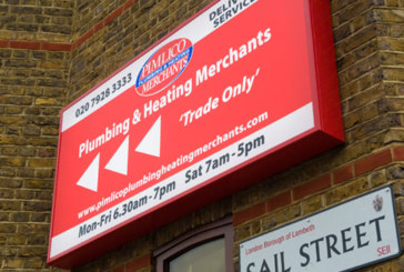 Extra space for Pimlico Plumbing & Heating Merchants