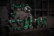 Hitachi launches 6.0Ah Li-ion battery powered 18V cordless range