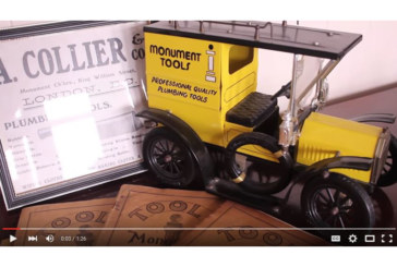 Monument Tools showcases heritage and product range in new video