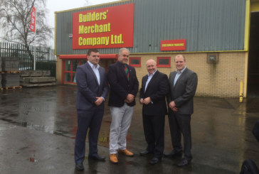 Builders' Merchant Company opens second branch