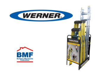 Werner announces BMF membership at NMBS Exhibition