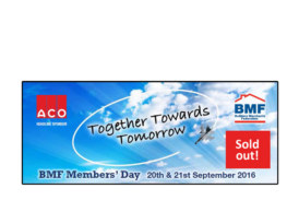 Full house for BMF Members' Day