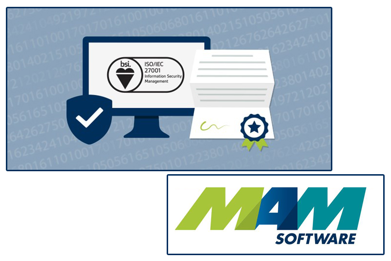 Mam Awarded Information Security Certification Professional
