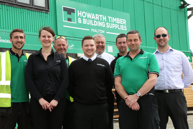 Howarth invests in Malton branch  sc 1 st  Professional Builders Merchant & Howarth invests in Malton branch - Professional Builders Merchant