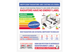 QRL launches radiator energy labelling campaign
