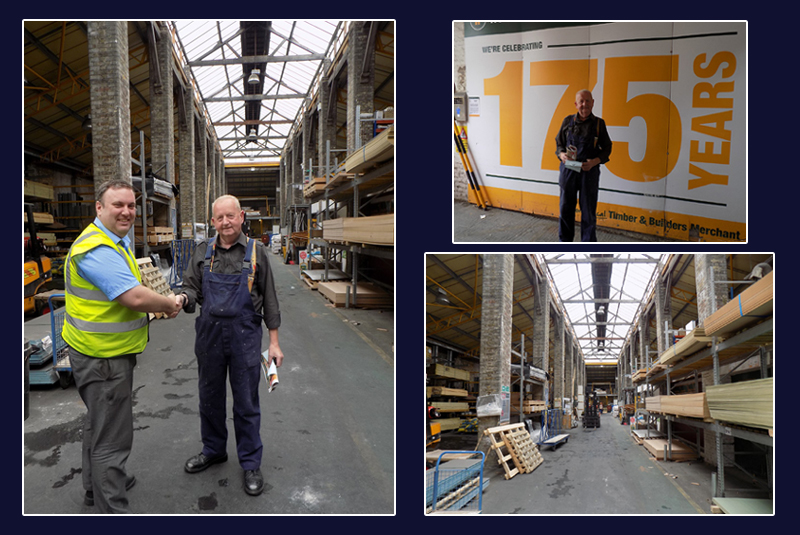 TP Leads Fight To Save UKs Oldest Functioning Timber Yard Professional Builders Merchant