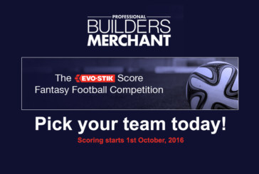 The PBM / Evo-Stik Fantasy Football Competition is now open!