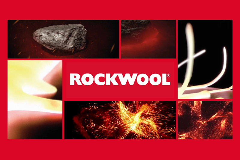 Rockwool launches new marketing campaign professional for Rockwool sound insulation