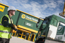 Mixed news in Q3 update from Travis Perkins