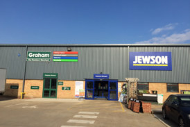 Graham expands further with new branches