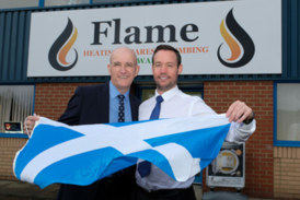 Flame Heating Spares set for expansion