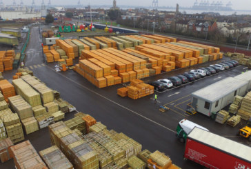 Grange Fencing invests in Harwich distribution site