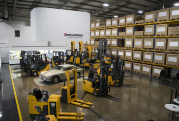 New showroom, Business Hub & rental packages launched by Jungheinrich