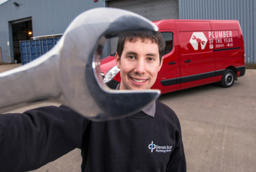 UK Plumber of the Year competition returns!