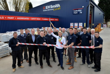 Olympic Gold Medalist opens new EH Smith branch