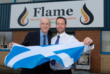 Flame continues to target Scottish market