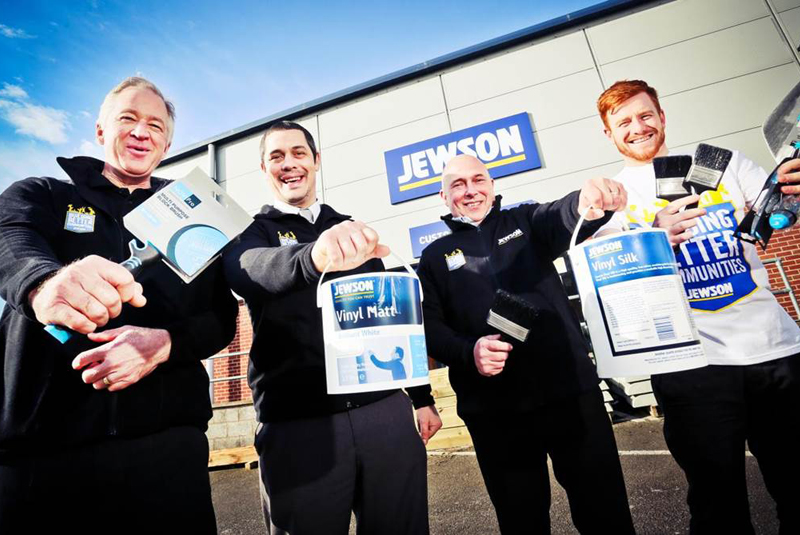 Jewson Building Better Communities competition returns!