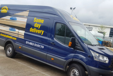 Champion Timber launches same day delivery service