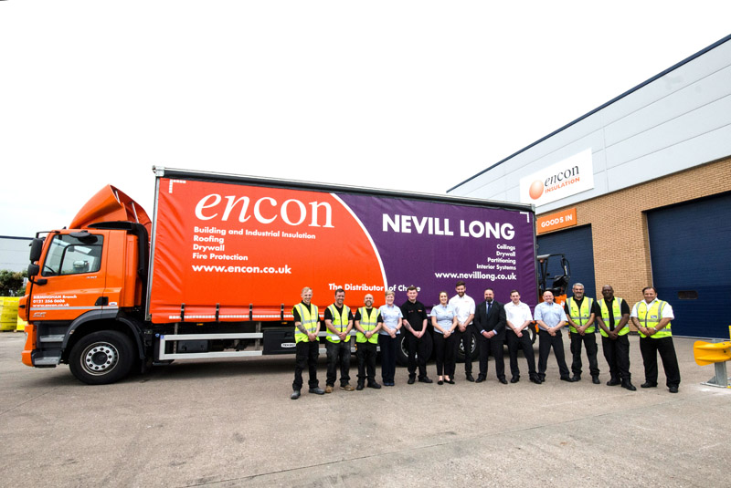 Encon doubles Birmingham branch size