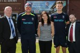 Parker and Kent County Cricket Club team up