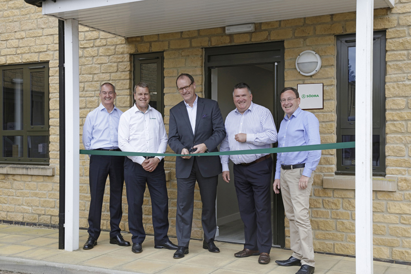 Södra Wood announces new Cirencester HQ