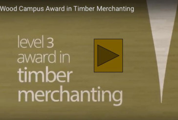 Wood Campus Award in Timber Merchanting launches