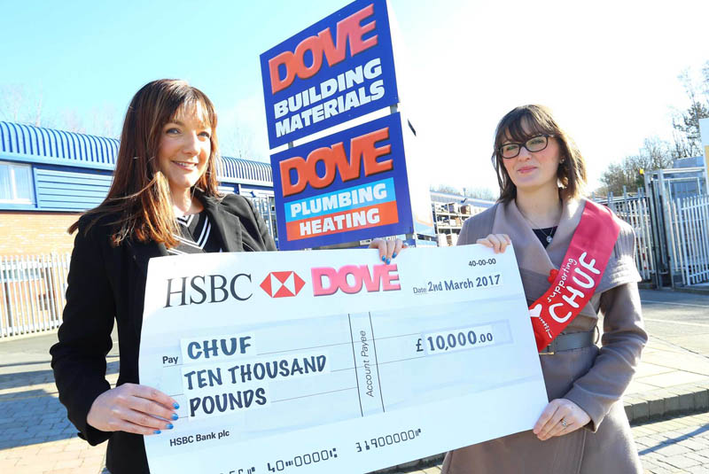 JT Dove embarks on charity efforts