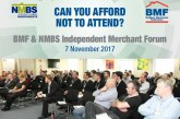 BMF & NMBS to run Independent Merchant Forum