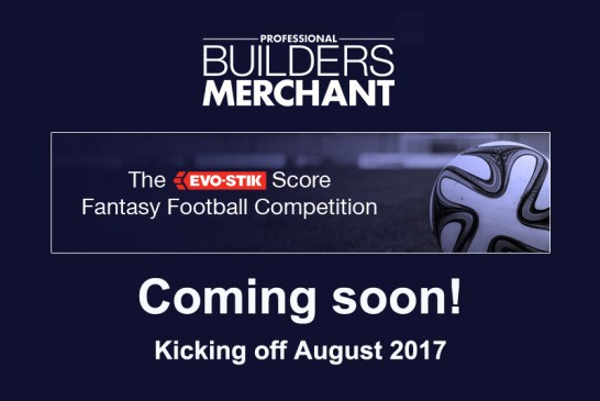 Get ready for kick off with the PBM / Evo-Stik fantasy football league