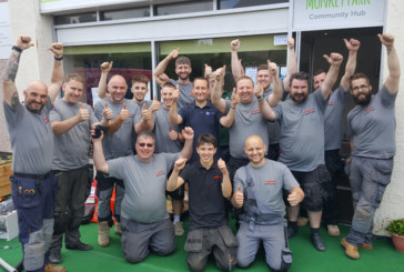 "Viessmann's ""Heroes of Heat"" team comes to the rescue"