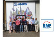 BMF Young Merchant Group visits Mapei