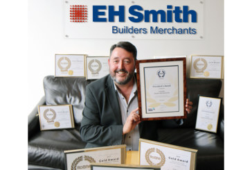 EH Smith celebrates a decade of gold at RoSPA awards