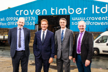 GE Robinson acquires Craven Timber