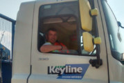 Warehouse to Wheels success for Keyline employee