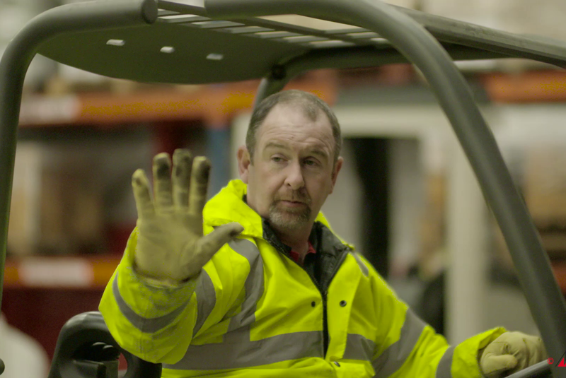 'Show your hand' for new safety campaign