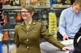 Travis Perkins wins military recruitment award