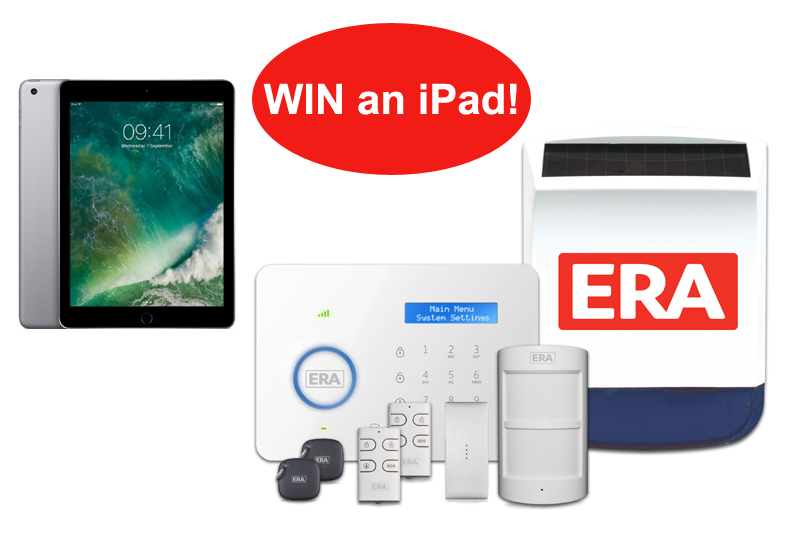 COMPETITION: Win an iPad with ERA