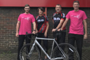 Elliotts geared up for charity bike ride