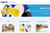 Watts UK launches revised website